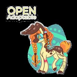 Pony adopt (OPEN) by byDaliaPamela