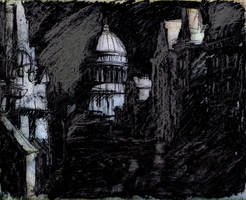 St Paul's Cathedral, London by Unita-N