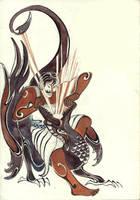 Amiraniani: 2nd cover by Unita-N