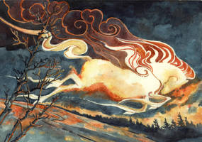 fierhorse by Unita-N