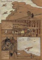 Icarus children: pg 1 by Unita-N
