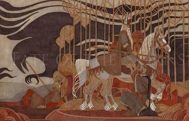 Fate of the Norns: Gungner by Unita-N