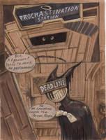 BATIM: safe room by Unita-N