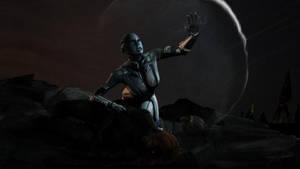 Mass Effect - Lovers' Lament by Sickivionkey