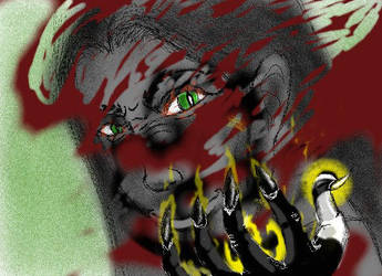 Cold Visions of Snake Eyes by MegaDefender