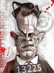 John Dillinger by RussCook