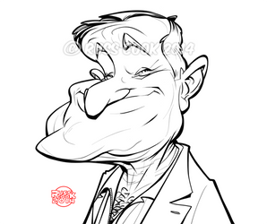 Robin Williams by RussCook
