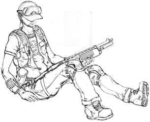 Sketch # 07 by NotMuchNormal