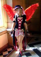Scarlet Wings by Chastangela