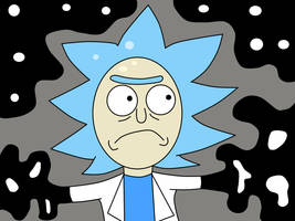 Salty Rick by Shadow--Force