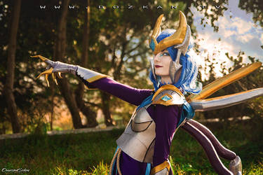 Victorious Elise Cosplay - League of Legends by ddenizozkan