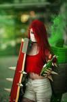 Singed Cosplay - League of Legends by ddenizozkan