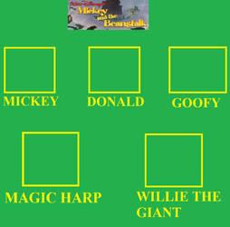 Mickey and the Beanstalk recast meme by CaseySaisi97
