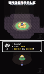 Undertale HD 1 and 2 by FreezyFoop