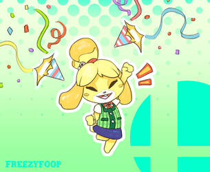 ISABELLE!! by FreezyFoop