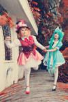 Let's go, Alice by o0oFairyo0o