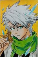 Toshiro Hitsugaya (re-draw) by Yachiru-likes-candy