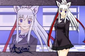 AT: Asami by Samusagi