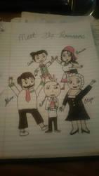 Meet the Romanos! by MrS-aRtIsAn