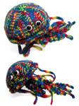 rainbow jellifish by andricongirl