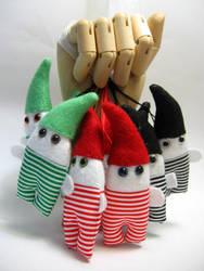 mini jelli elves by andricongirl