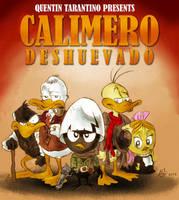 Calimero Deshuevado by mariods