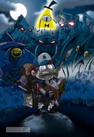 Gravity Falls: Dipper by mariods