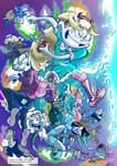 Star vs the Forces of Evil by mariods