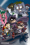 Coon and friends by mariods