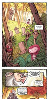 KOROKKE (Comic crowdfunding) by BattlePeach