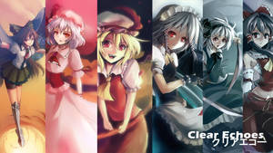 Touhou Compilation by ClearEchoes