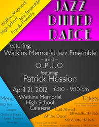 Jazz Poster Design by The-Companion