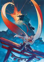 Kuro-E Challenge - Kaboom! by marendins