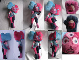 Garnet (Cotton Candy version) (For Sale) by Charitynorn