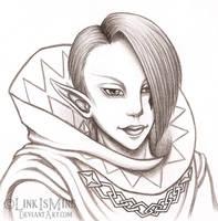 Skyward Sword Ghirahim by LinkIsMine