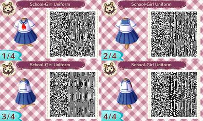 School-Girl Uniform by LinkIsMine