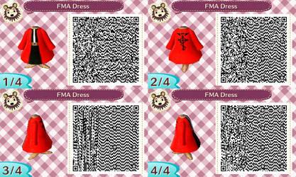 FMA Dress by LinkIsMine