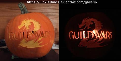 GuildWars2 Pumpkin by LinkIsMine