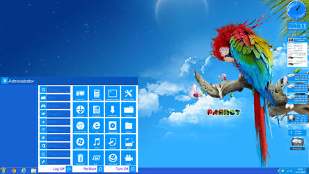 Win7Concept by Claretghost