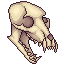 [free] pixel skull by Asralores-adoptables