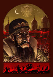 Ivan the Terrible by TheWoodenKing