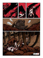 The Wolves in the Trenches p4 by TheWoodenKing
