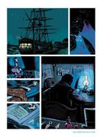 Swan Songs: Beneath Bones pg 7 by TheWoodenKing