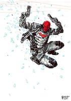RED HOOD by TheWoodenKing