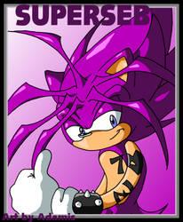Hedgehogs: SuperSeb by ThePandamis