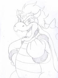 Bowser by ThePandamis