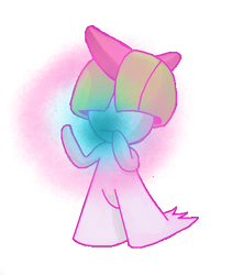 Ralts used Extrasensory by Morshute