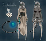Necromancer Noxiie custom c: by ShadowsOfADay