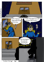 Two side to the Angel Page 1 by Rhay-Robotnik