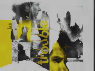 trouble by RavenOrlov